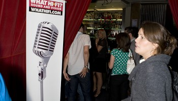 WHAThifi.com launch night