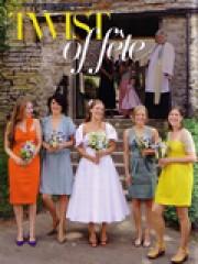 BRIDES Magazine – Twist of Fete