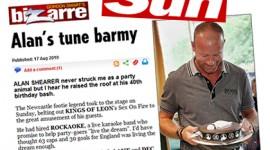 Alan's Tune Barmy