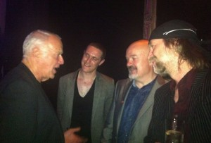 Rockaoke with Pink Floyd's David Gilmour