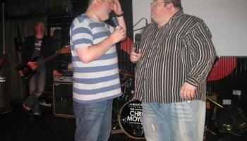 Chris Moyles Show at Milton Keynes