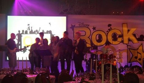 Rockaoke at Corporate Events