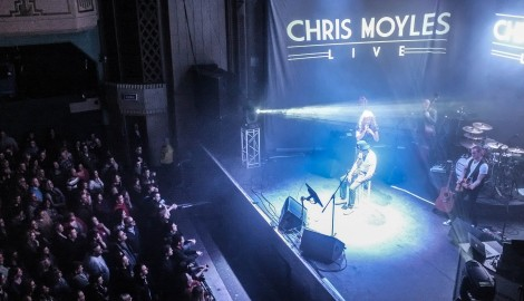 Chris Moyles Tour – Glasgow
