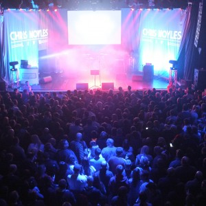 Chris Moyles Tour – Birmingham