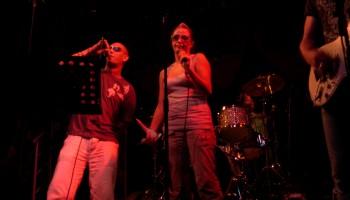 Ricky Wilson @ Ibiza Rockaoke