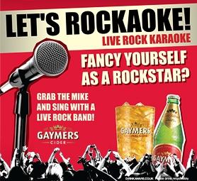 rockaoke brand experience