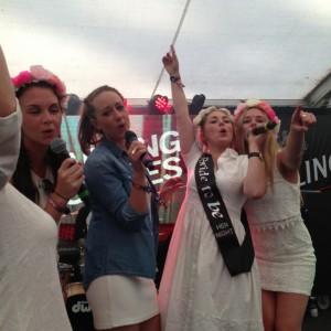 Carling Roadies @ V Festival 2014