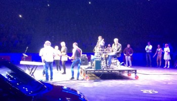 Last Ever Top Gear Live (with Clarkson, Hammond and May)